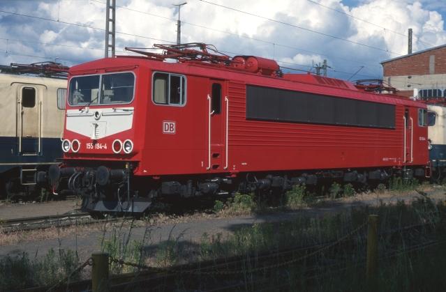 Baureihe 155