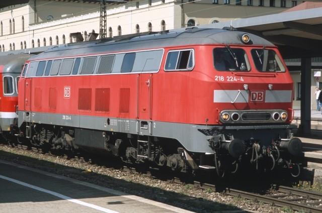 Baureihe 218