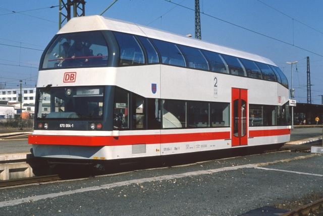 Baureihe 670