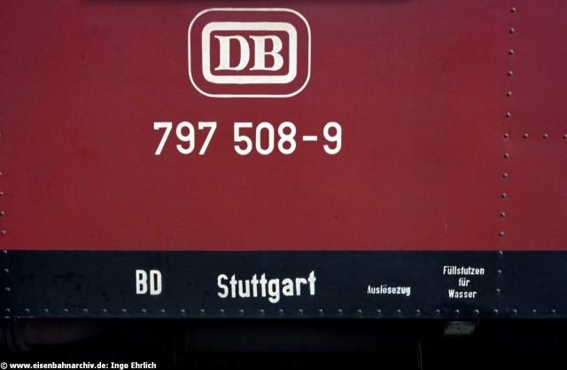 Baureihe 797