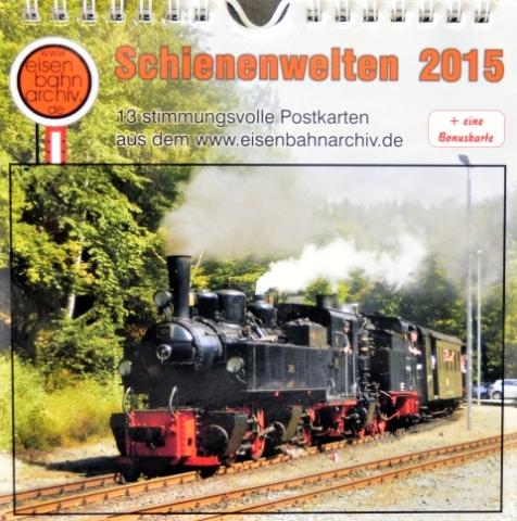 Schienenwelten 2015
