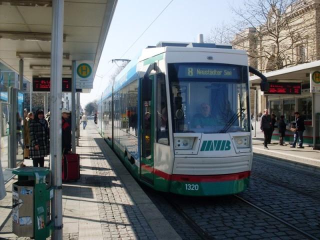 1320 am Hauptbahnhof
