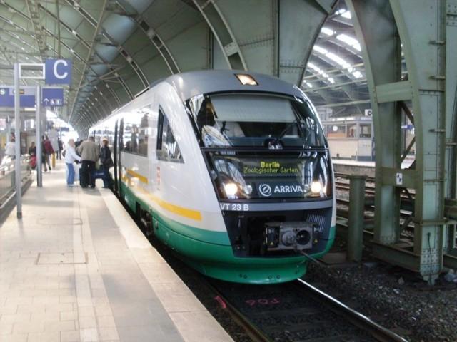 Der erste VX am Ostbahnhof