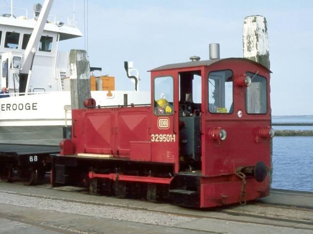 DB 329 501-6