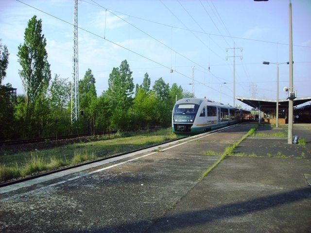VX in Berlin-Schönefeld Flughafen