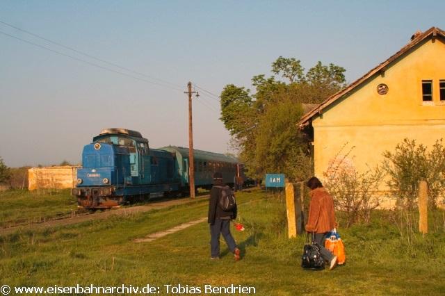 20.04.2011:80-0263-6 trittin Iam die Rückfahrt nach Oravita an.