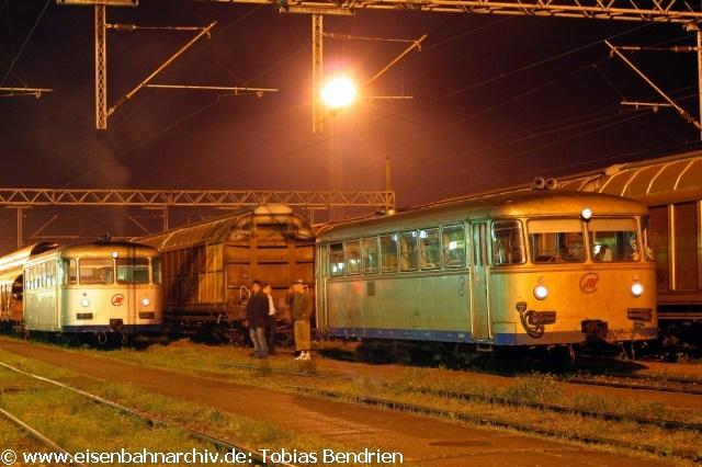 20.04.2011: Nächtliches 812 - Treffen in Subotica.