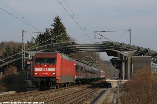 101 023 in Starnberg-Nord