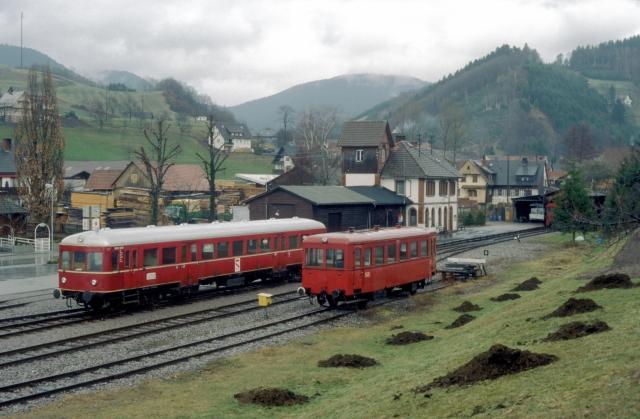 SWEG Oberharmersbach