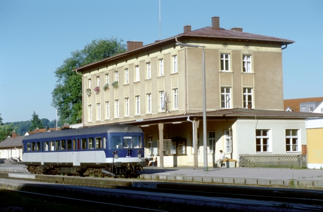 Anno 2003: BBG 05 in Mindelheim