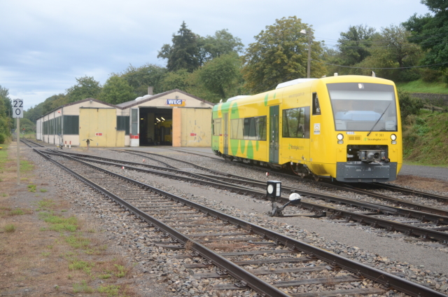 WEG VT 361 in Weissach