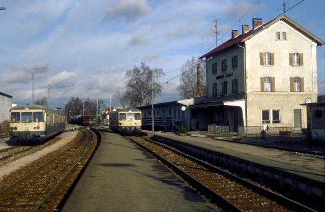 515 Treffen am 27.12.1985 in Krumbach