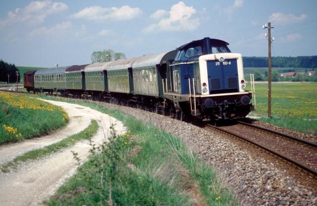 211 150 bei Neuburg/Kammel