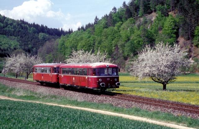 VT 98 bei Storzingen