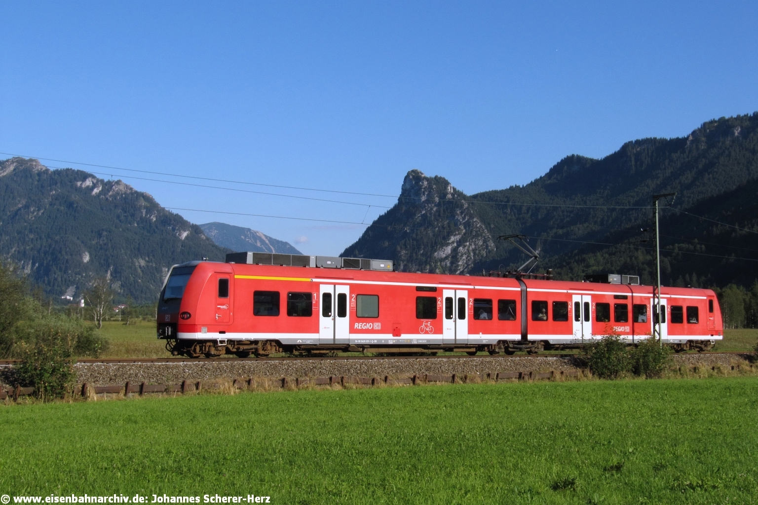 426 031 bei Unterammergau