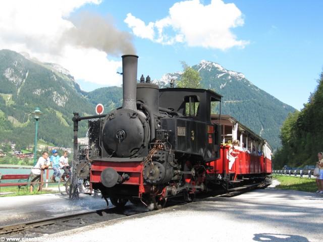 Lok 3 in Seespitz
