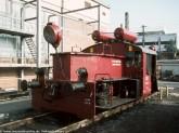 381 020 am 30.10.1983 im Bw Frankfurt/Main 2