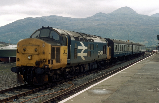 37 419 in Kyle of Lochalsh