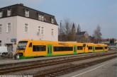 Oberpfalzbahn in Cham