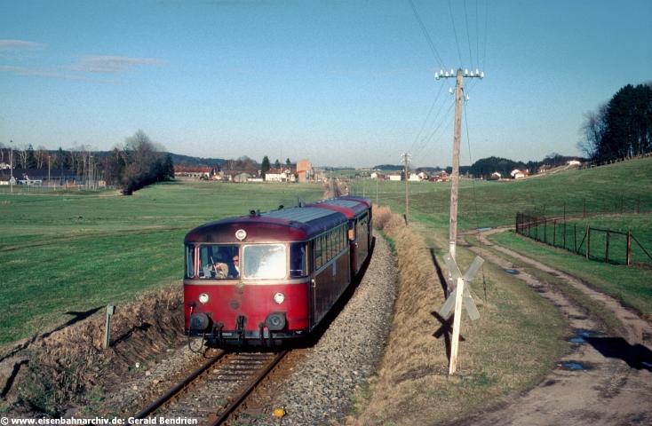 798 692 am 5. April 1987 bei Steinhöring