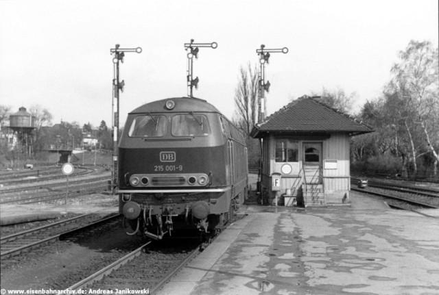 215 001 am 14.04.1969 in Radolfzell