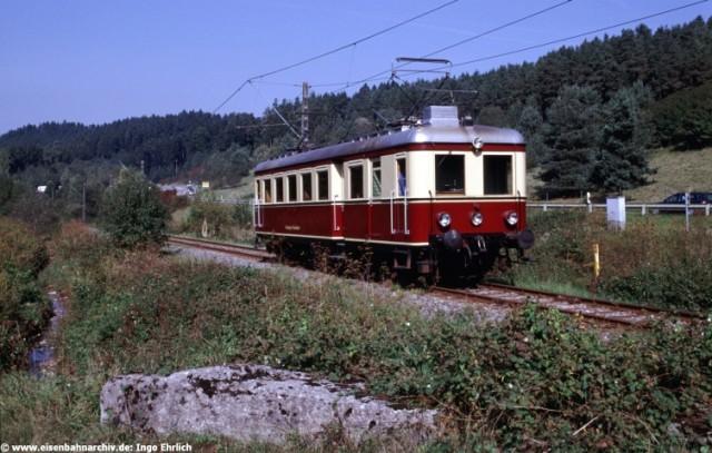 ET 1 am 18.09.2001 bei Trossingen