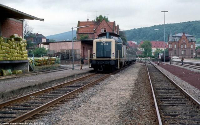 212 178 im Bahnhof Bad Bergzabern