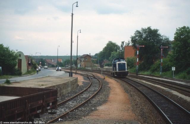 212 136 im Bahnhof Weinsberg