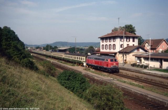 218 233 im September 1991 in Gaildorf-West