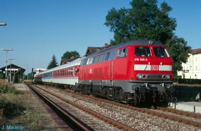 19990738-k85 Neumarkt-St.Veit, RE 1087 'Rottaler Land'