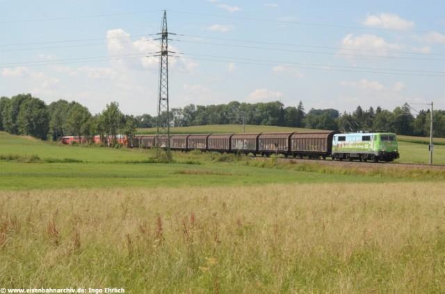 Radl-Express zwischen Weilheim und Tutzing