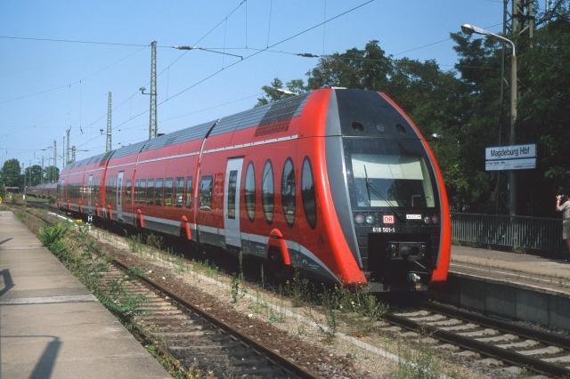 Baureihe 618