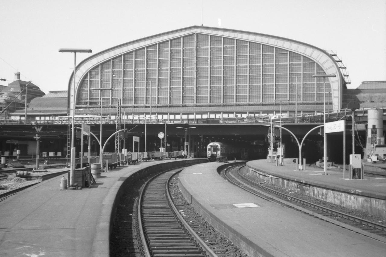 Von Stade geht die Fahrt schliesslich weiter nach Hamburg.