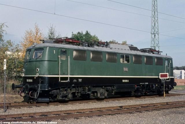 139 315 im AW München-Freimann
